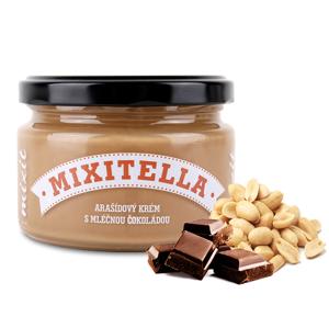 Mixit Mixitella - Arašídy s mléčnou čokoládou 250 g