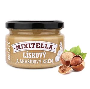 Mixit Mixitella - Lískové ořechy & arašídy 250 g