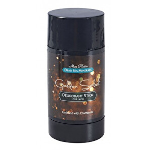 Mon Platin Deodorant pánský - Golden Splash 80 ml