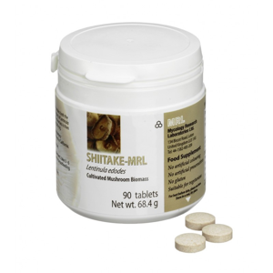 MRL, Shiitake, 90 tablet