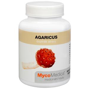 MycoMedica Agaricus 90 kapslí
