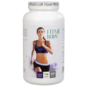 Natural Medicaments FitMe Burn 200 tbl.