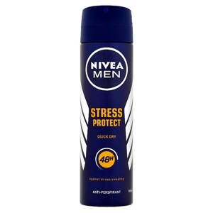 Nivea Antiperspirant ve spreji pro muže Stress Protect Men  150 ml
