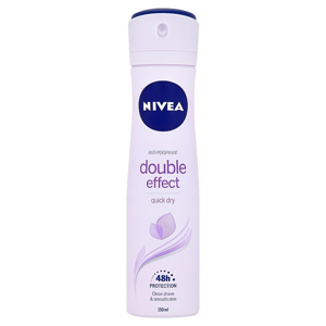 Nivea Double Effect antiperspirant ve spreji 150 ml