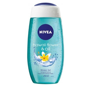 Nivea Hawaii flower & Oil sprchový gel, 250 ml