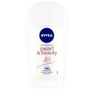 Nivea Pearl & Beauty tuhý antiperspirant, 40 ml
