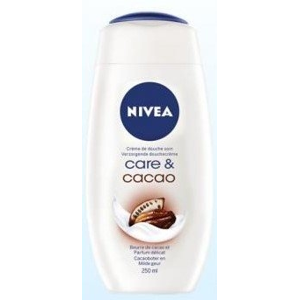 Nivea sprchový gel Care & cocoa 250ml
