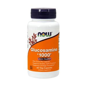 NOW Glucosamine 1000mg 60 tablet