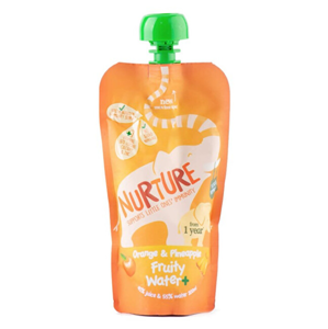 Nurture Fruity Fortified Water Orange & Pineapple 200 ml