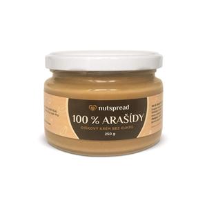 Nutspread 100% arašídové máslo Nutspread 1 kg