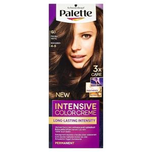 Palette Schwarzkopf Intensive Color Creme barva na vlasy Pralinka G3 (4-5)