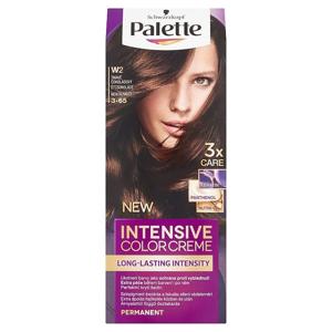 Palette Schwarzkopf  Intensive Color Creme barva na vlasy Tmavě Čokoládový W2 (3-65)