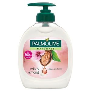 Palmolive Naturals Nourishing Almond Milk tekuté mýdlo s výtažky z mandlí a aloe vera 300 ml