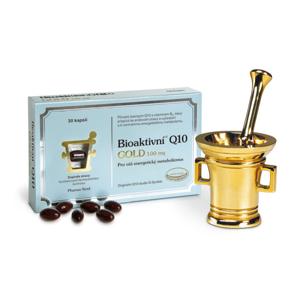 Pharma Nord Bioaktivní Q10 GOLD 100 mg 150 kapslí