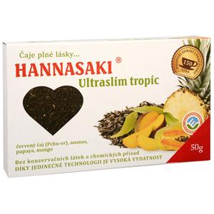 Phoenix Division Hannasaki UltraSlim - Tropic - čajová směs 50 g
