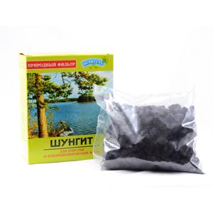 Přírodní liečiteľ Přírodní léčitel Šungit Aktivátor vody - přírodní filtr Balenie: 150 g