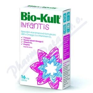 PROBIOTICS INTERNATIONAL LTD. Bio-Kult Infantis sáčky 16 x 1 g - SLEVA - poškozená krabička