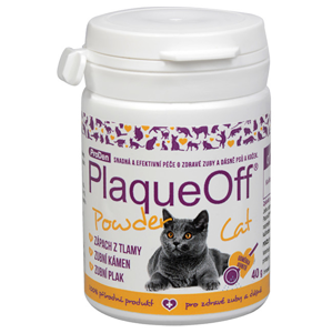 Proden PlaqueOff PlaqueOff™ Powder Cat 40 g