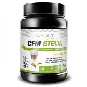 Prom-in CFM Stevia 1 kg Vanilla latte