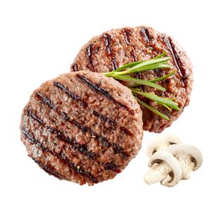 Proteinový Champion burger Express Diet 160 g, vegan