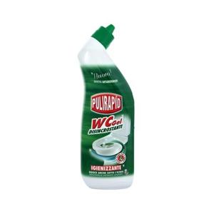 PULIRAPID Pulirapid WC gel s mořskou vůní 750 ml