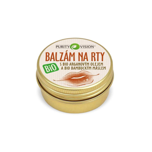Purity Vision Bio balzám na rty 12 ml