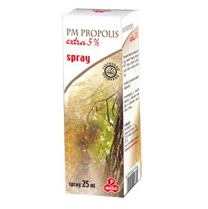 Purus Meda PM Propolis Extra 5 %  spray 25 ml
