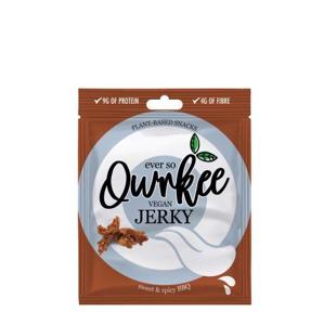 Qwrkee Vegan Jerky - Barbecue 70 g