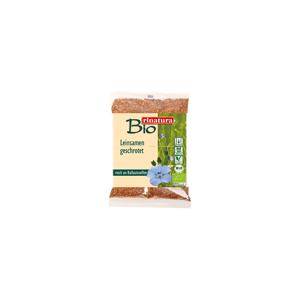 Rinatura Bio Lněné semínko drcené 250g - SLEVA - KRÁTKÁ EXPIRACE - 10.2.2021