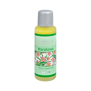 Saloos Bio tělový a masážní olej - Maratonec 50 ml