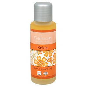 Saloos Bio tělový a masážní olej - Relax 500 ml