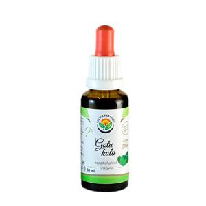 Salvia Paradise Gotu kola - Pupečník AF tinktura 50 ml