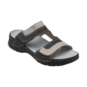 SANTÉ Zdravotní obuv dámská D/12/60/S12/CP černá 38