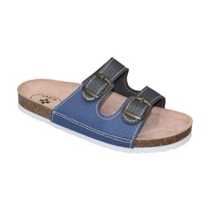 SANTÉ Zdravotní obuv dámská D/21T/910/925/BP šedo-modrá 39