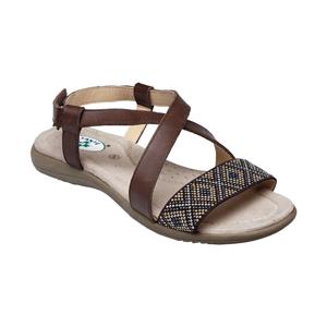 SANTÉ Zdravotní obuv dámská EKS/153-30 Brown 39