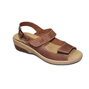 SANTÉ Zdravotní obuv dámská IB/3006 hnědá 38