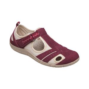 SANTÉ Zdravotní obuv dámská MDA/159-22 vínová 37