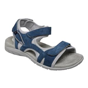 SANTÉ Zdravotní obuv dámská MDA/702-15 NAVY modrá 37