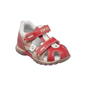 SANTÉ Zdravotní obuv dětská MY/688 červená 19