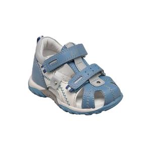SANTÉ Zdravotní obuv dětská MY/688 modrá 24