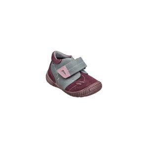 SANTÉ Zdravotní obuv dětská N/661/401/19/77/56 šedo-růžová 21