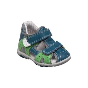 SANTÉ Zdravotní obuv dětská N/810/301/85/90 modrá 21