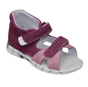 SANTÉ Zdravotní obuv dětská N/950/803/74/73 fialová 31