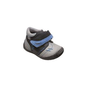 SANTÉ Zdravotní obuv dětská N/ROMA/101/69/19/87 šedá 27