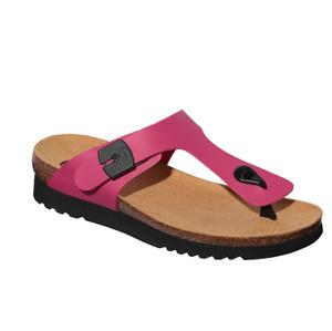 Scholl Zdravotní obuv - BOA VISTA UP - Fuchsia 40