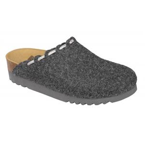 Scholl Zdravotní obuv ELODIE tmavě šedá 40
