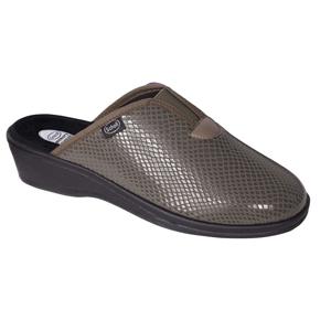 Scholl Zdravotní obuv ELSA dark taupe 38