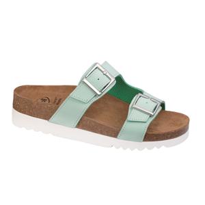 Scholl Zdravotní obuv - FILIPPA - Green 38