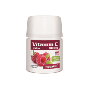 Simply You PargaVit Vitamin C malina 90 tablet