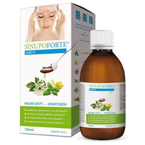 Simply You SINUPO Forte Sirup 150 ml